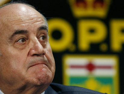 No to Julian Fantino