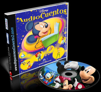 Audio Cuentos - Disney [Castellano][MU][1 Link/Cd]