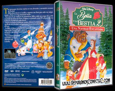 La Bella y La Bestia 2 - Una Navidad Encantada hd rip mkv 2010 español de España megaupload 1link