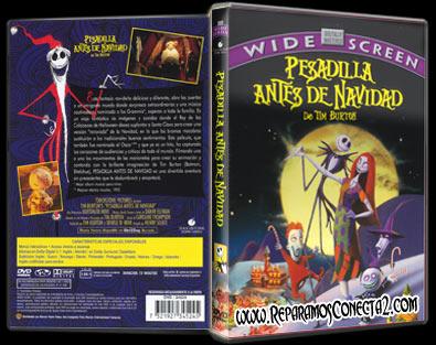 Pesadilla antes de Navidad [1993] español