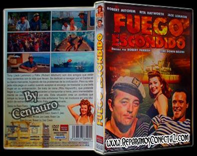 Fuego escondido [1957] español de España megaupload 2 links, cine clasico