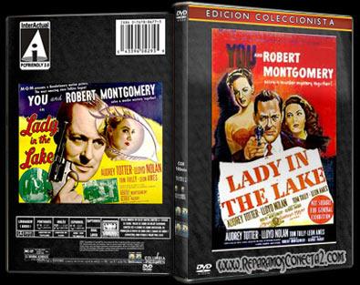 La dama del lago | 1947 | Lady in the Lake | Cover DvD