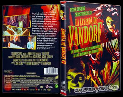 La leyenda de Vandorf [1964] español de España megaupload 2 links, cine clasico