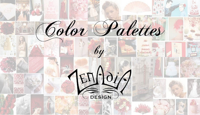 Zenadia Design's Color Palettes