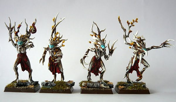 elves - Skavenblight's Wood Elves D1