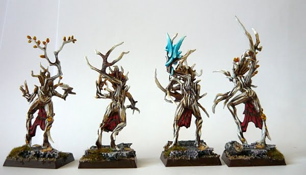 Skavenblight's Wood Elves D3