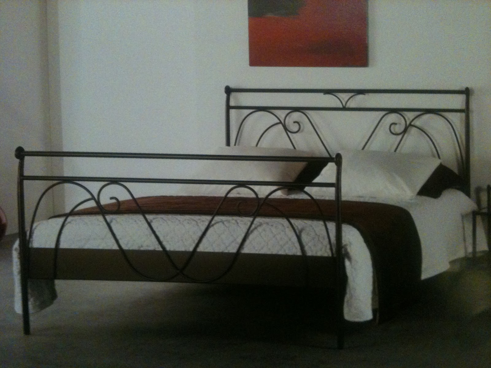 Brass Metal Furniture Wrought Iron Beds