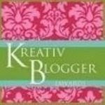 "Premio ""Kreativ Blog Award"""