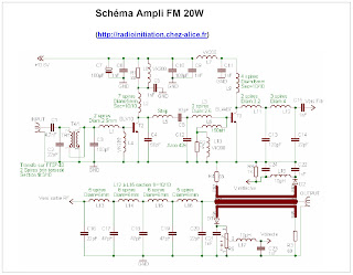 radio circuits blog rf amplifier broadband 88 108 mhz 20w rh radio circuits blogspot com