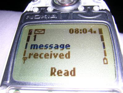 SMS Menurun Drastis