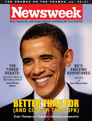 newsweek romney cover. Here is the cover shot: