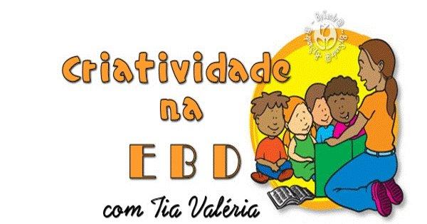 Escola Bíblica e Culto Infantil com Tia Valéria