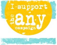 WE ARE BACKING THE ANY CAMPAIGN