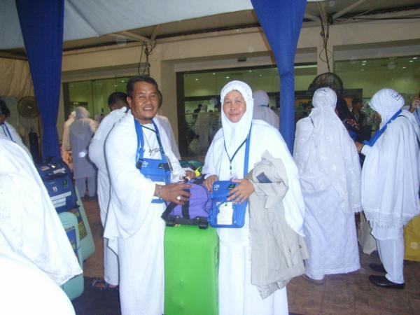 Haji Zaini dan Hajah Hendon