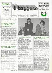 IL BAGGESE con Parini ex Ass. allo CULTURA del Comune di Milano!