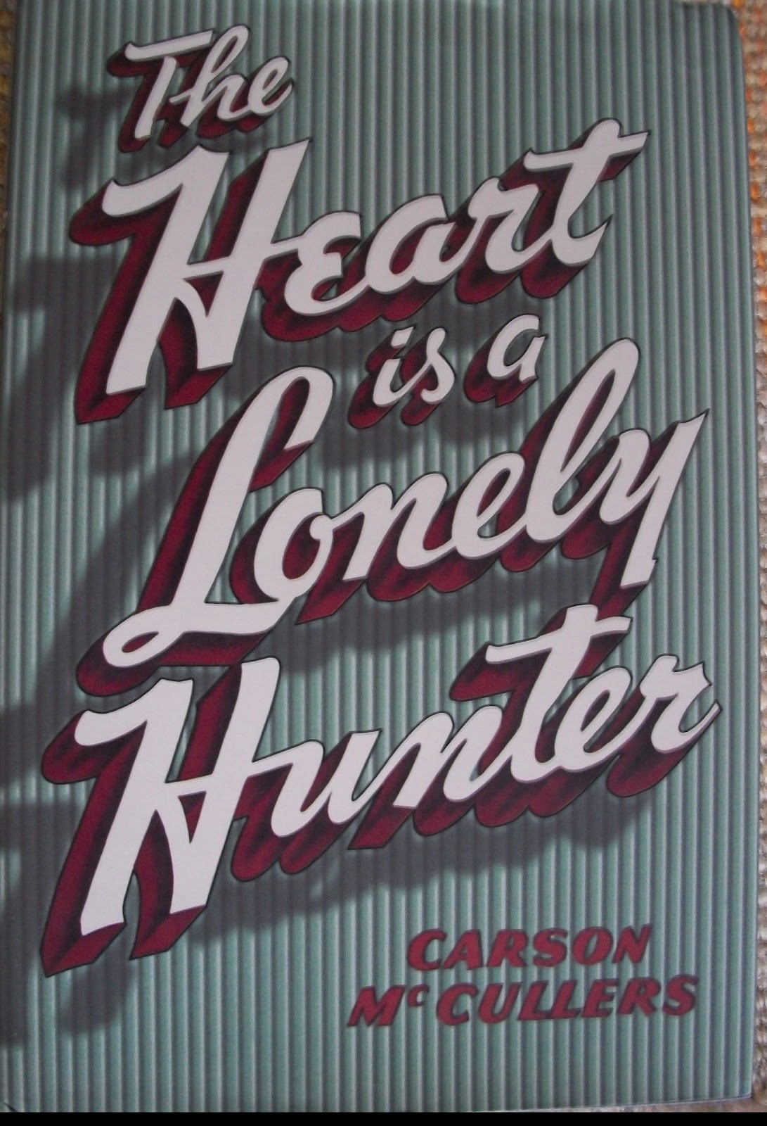 a heart is a lonely hunter The heart is a lonely hunter is no exception, and while you might need some tissues - and a few deep breaths - this one is worth the tears.