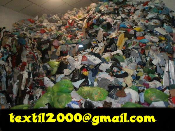 venta de ropa usada  de primera calidad  para  mayoristas exportadores