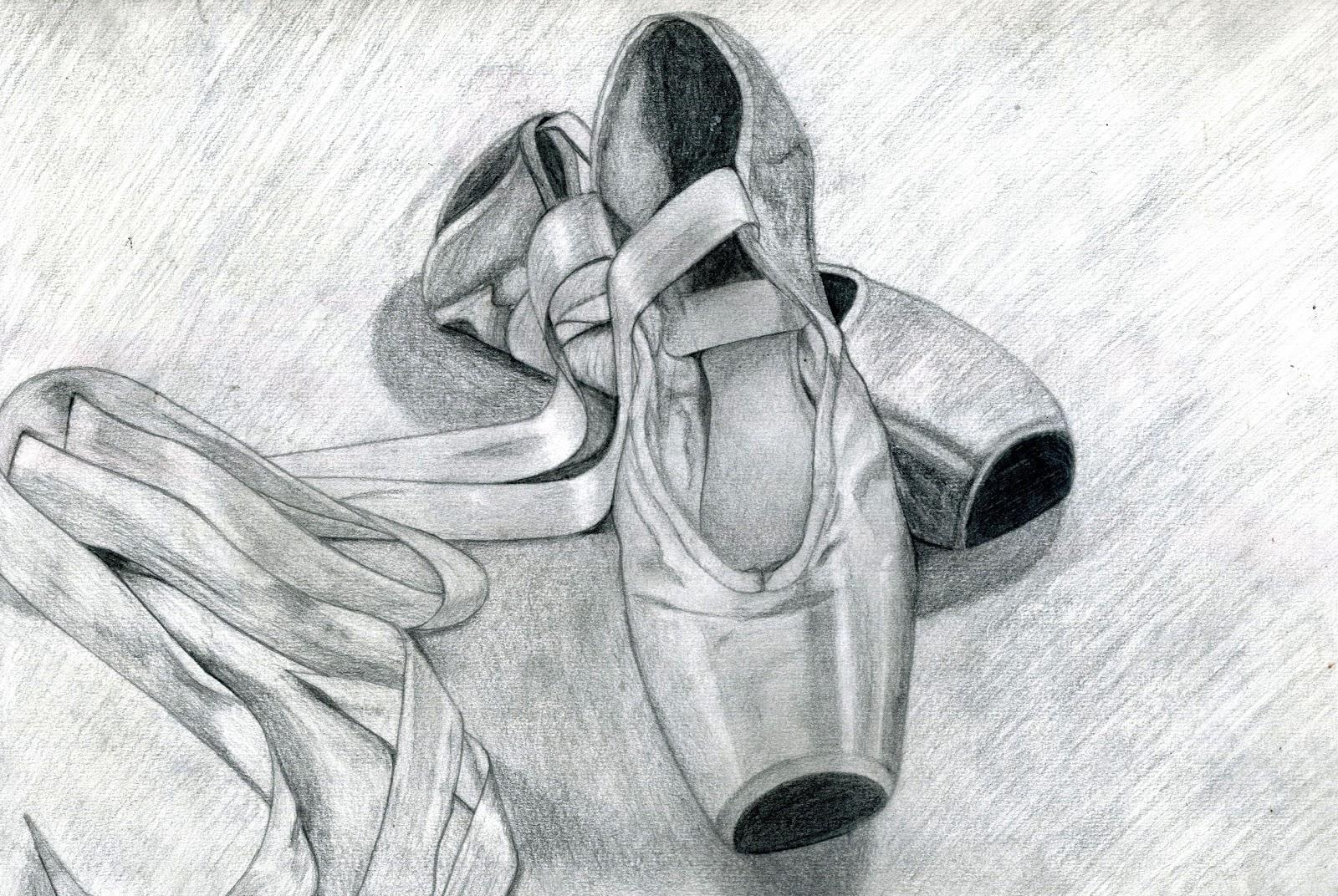 How To Draw A Ballarina