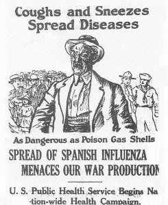 the 1918 influenza pandemic essay The influenza pandemic and the war, essay by and so it was with the war which spanned the years 1914 to 1918 and the influenza pandemic which spanned the.