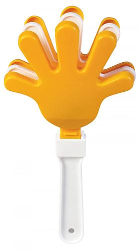 [hand+clappers]