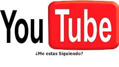 ¿me estas siguiendo en youtube?