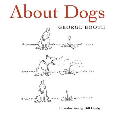 a majority of two george booth my favourite cartoonist about dogs 400x400