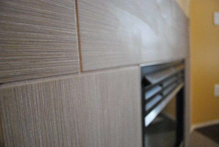 Bamboo Tile Backsplash