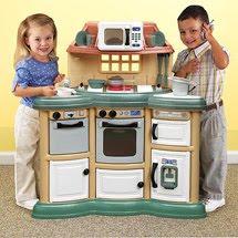 American Plastics Homestyle Kitchen Play Set