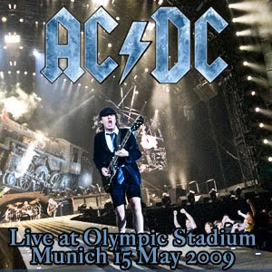 ACDC - Live at Olympic Stadium Munich, 15 May 2009 [bootleg]