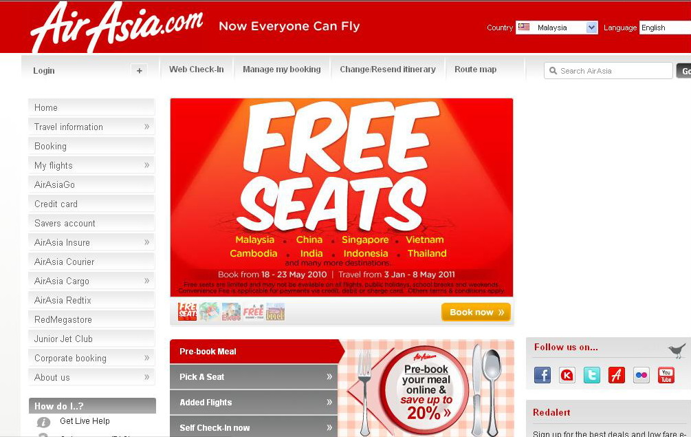 air asia project report Airasia has four subsidiaries: airasia, , indonesia airasia, thaiairasia and veitjet airasia the company has a strength of around 3000 staffs and it flies to.