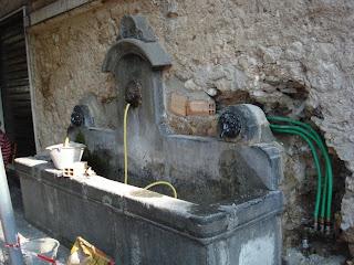 Corriere matese l acqua ritornera a zampillare dalle for Fontane antiche