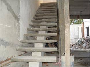 Construcci n acabados escaleras for Como trazar una escalera de caracol de concreto