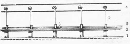 Construcci n acabados plafones for Plafones de madera pared