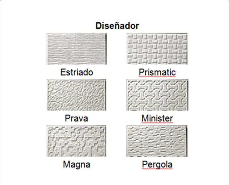 Construcci n acabados plafones for Techos de tirol