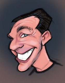 Some Wonderful Caricatures Of Me By Other NCN Artists I Have Chosen These Four To Show The Variety Styles Used Thats Great Thing About Caricature