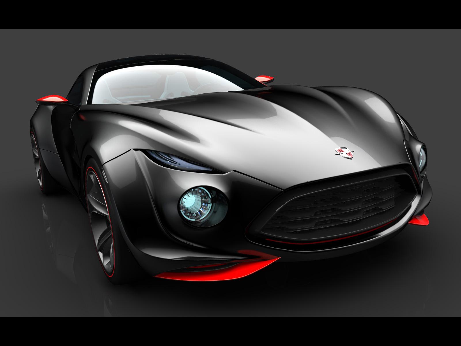 Самый красивый автомобиль мира Rossin-Bertin Vorax