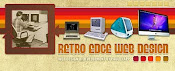 Retro Edge Web Design