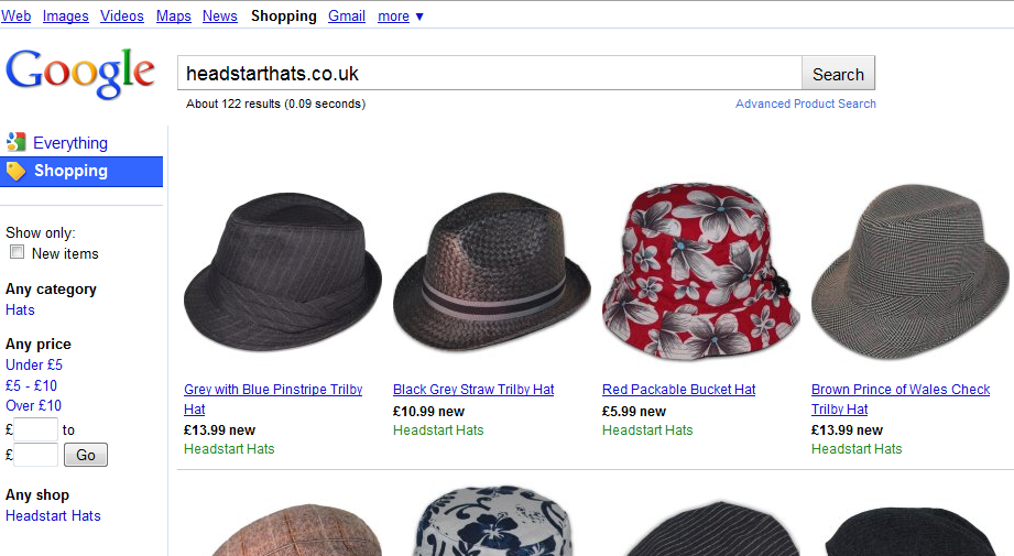how to get listed on google shopping