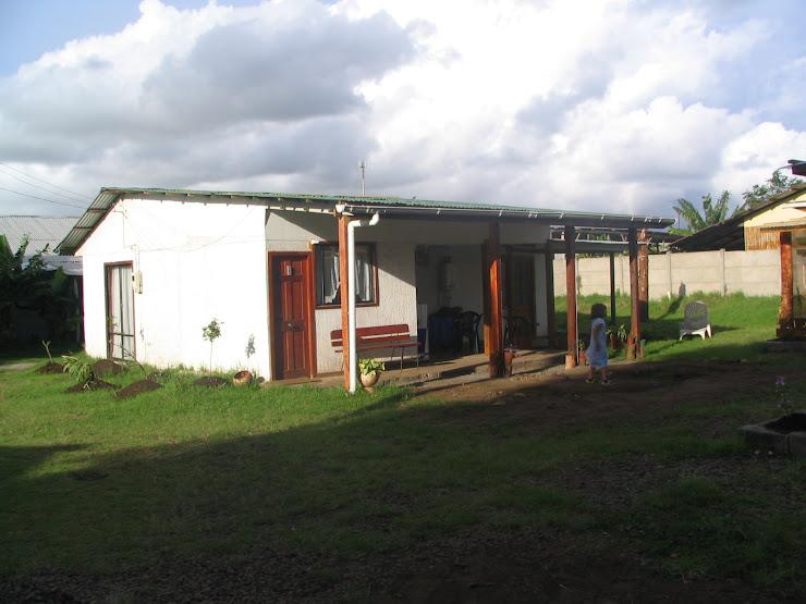Cabana Familiar para 6 a 8 personas
