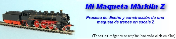 Blog de Ignacio Mi Maqueta Mrklin Z