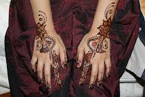 Lukisan henna (klik Image)