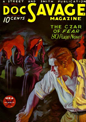 DOC SAVAGE - HIS CLASSIC BOOKS ON CD (17,000 PAGES!)
