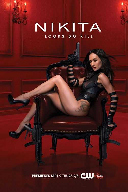 Nikita: Looks do kill 3x10  Sub Español