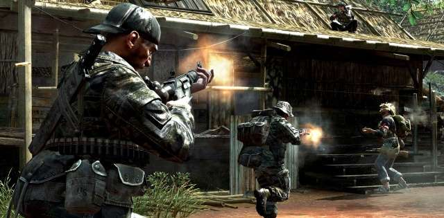 Ice Cube lending voice to Call of Duty: Black Ops photo