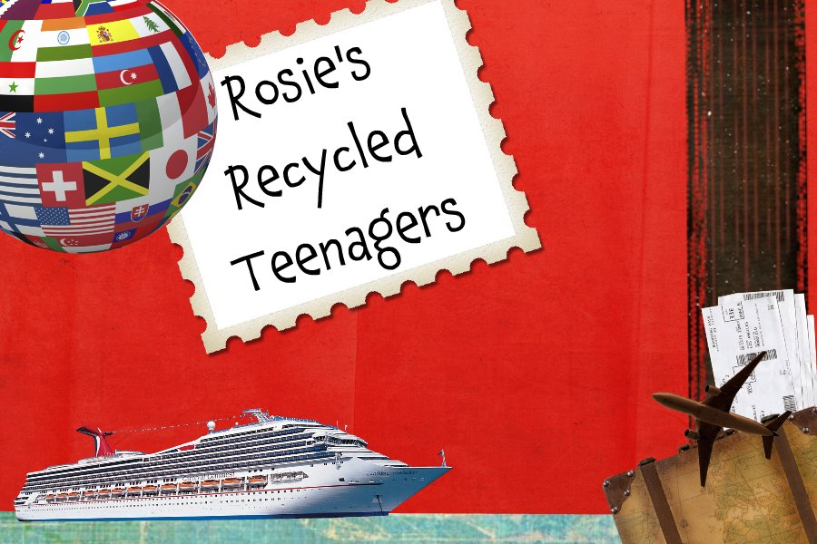 Rosie's Recycled Teenagers