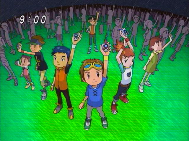 Digimon Tamers Op2-2
