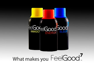 Good Night Relaxation Drink Review