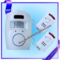 Klik Di sini - Human Alarm Sensor (mengesan pergerakan manusia) (RM 77 Sahaja)