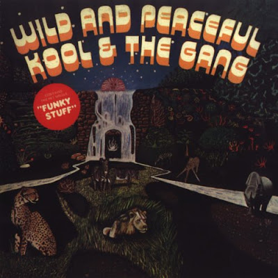 Kool & The Gang - Wild And Peacful