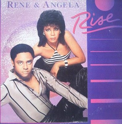 René & Angela - Imaginary Playmates / Come My Way